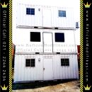 Jual Office Container Standard 20GP Harga Beli Portacamp Port a camp or Modifikasi Kontainer PT Raficon Sarijaya Sales Habib M - 20HC or 20Feet 20Ft - Basic Dry Container 2nd 80% CW - 1 Pintu 2 Jende AC 1PK 1Unit